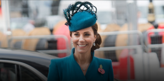 Kate Middleton Has Officially Mastered This Tricky Royal Go To Photo C GETTY IMAGES