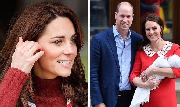 Kate Middleton sparked fury after giving birth a royal expert has claimed Image C GETTY
