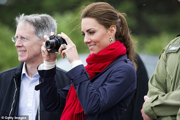 Kate Middleton will reportedly take a more hands on approach to the royal social media account sharing more of her photographs on the Instagram page