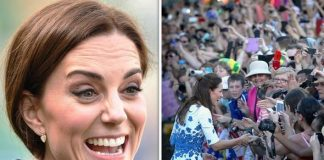 """Kate Middleton would risk going insane in the """"goldfish bowl of the Royal Family"""" Image GETTY"""