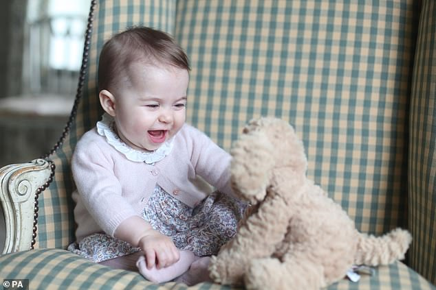 Kate has a natural ability to capture humanity with a great eye for composition and colour according to Bronwen Pictured is Princess Charlotte