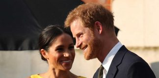 London has big plans to celebrate Prince Harry and Meghan Markles royal baby Photo C GETTY IMAGES