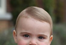 Louis has been compared to Kate Prince George and Princess Charlotte among other royals Photo C PA