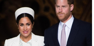 Meghan Markle Reveals Huge Clue About The Royal Babys Name Gettty C Images