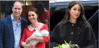 Meghan Markle Was Under No Pressure to Do Things the Same as Kate Middleton for Babys Birth
