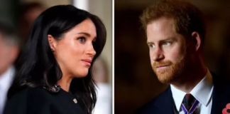 Meghan Markle and Prince Harry Image C Getty
