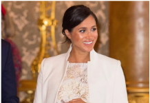 Meghan Markle is set to give birth any day now Image Getty