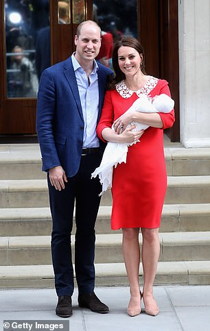 Meghan and Harry are also set to snub Royal tradition by not using the Lindo wing where both Princess Diana left and Kate Middleton right gave birth