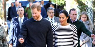 Meghan and Harry launched their own Instagram account in what seems to be a bid to separate themselves as their own family unit within the royal family Image C Getty
