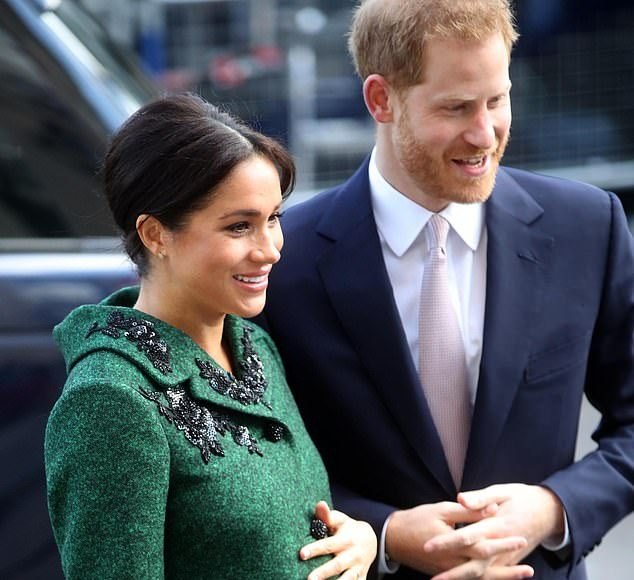 Perhaps well see new mum Meghan following in Princess Beatrices footsteps when she gives birth in the coming weeks