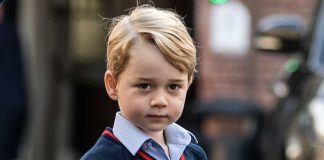 Prince Georges nickname has been revealed and its ADORABLE photo C Getty Images