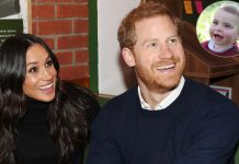 Prince Harry and Meghan Markle Message Photo C GETTY IMAGES