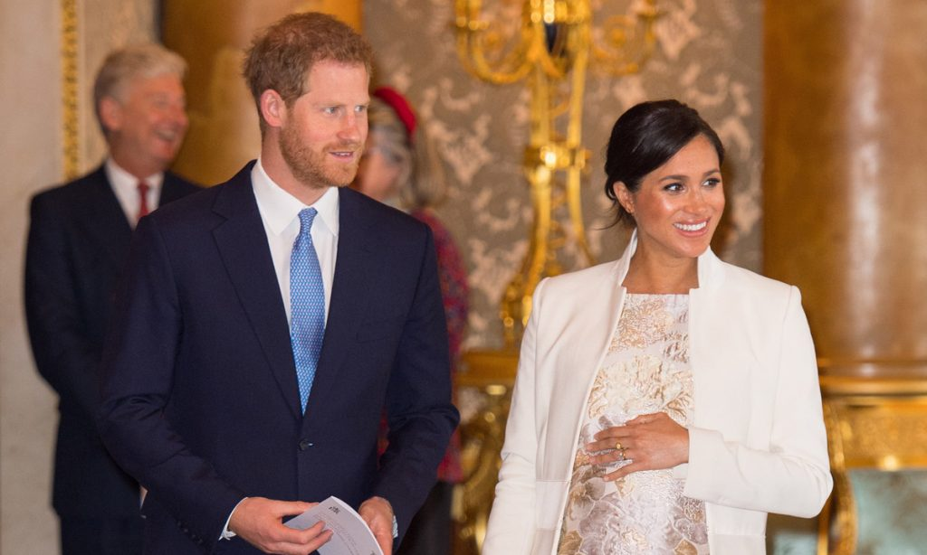 Prince Harry and Meghan Markle officially move into new home in Windsor Photo C GETTY IMAGES