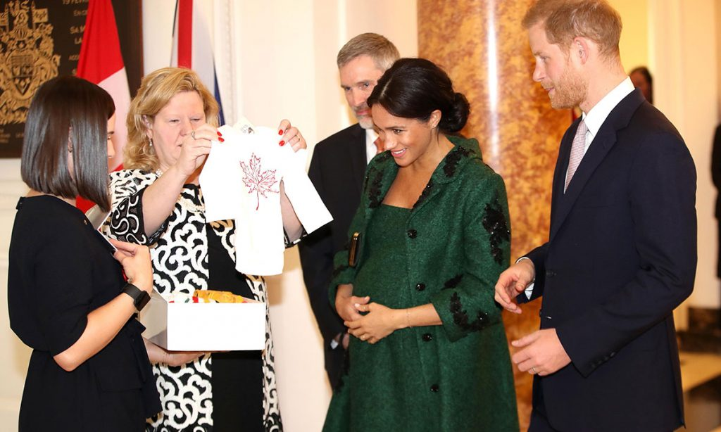 Prince Harry and Meghan Markle receive an INCREDIBLE baby gifts in just TWO months Photo C GETTY IMAGES
