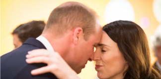 Prince William and Jacinda ArdernMark Tantrum The New Zealand Government via Getty Images