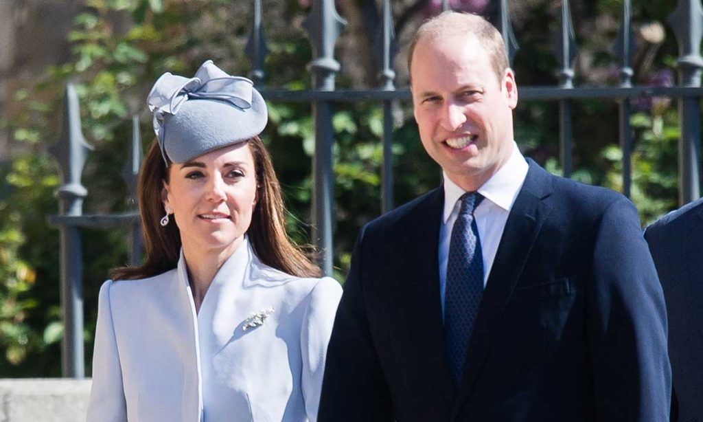 Prince William and Kate Middleton to return to their first marital home Photo C GETTY IMAGES