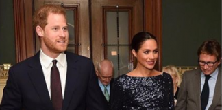 Prince William and Kate Middleton welcome Prince Harry and Meghan Markle to Instagram with gorgeous photo