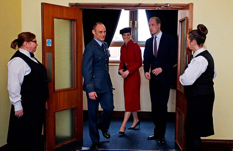 Prince William and Kates sweetest quotes about each other Photo C GETTY IMAGES