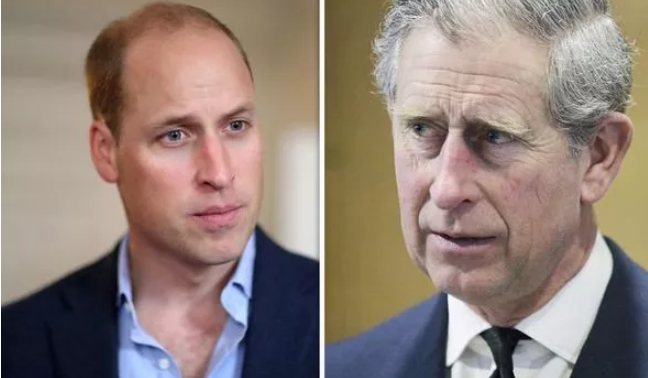 Prince William and Prince Charles Image C Getty