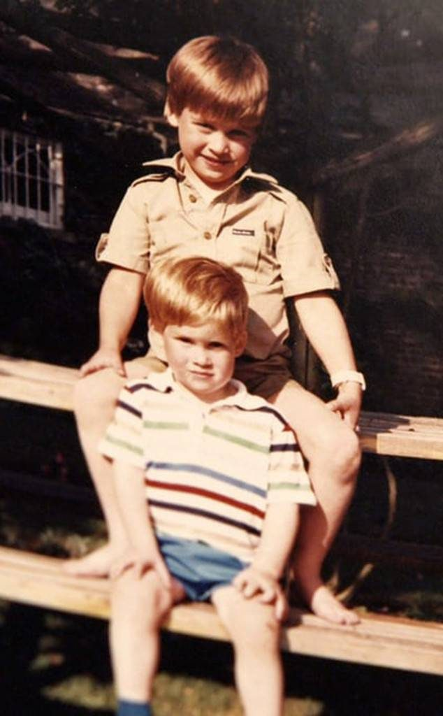 Prince William and Prince Harry Phot C Kensington Palace Twitter