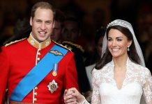 Prince William could not sleep the night before his wedding a royal biogrpaher writes Image C Getty