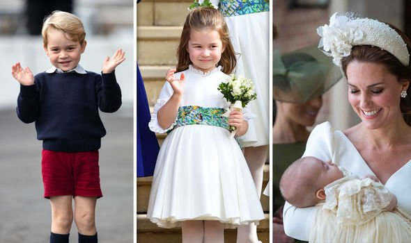Prince george and his siblings ar ethe first royal generation since to be allowed to marry Cat photo C getty images