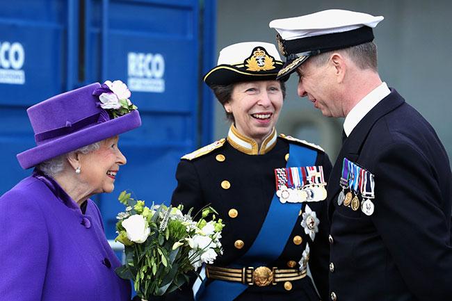 Princess Anne makes surprising royal decision Photo C GETTY IMAGES