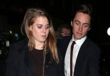 Princess Beatrice and boyfriend Edoardo Mapelli Mozzi enjoy night out with Sarah Ferguson photo C getty images