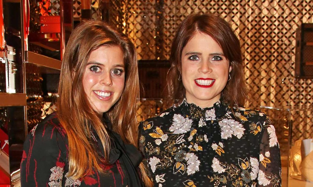Princess Beatrice steps out for rare royal engagement – wearing sister Eugenies favourite accessory Photo C GETTY IMAGES