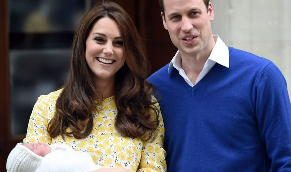 Princess Charlottes birth in was the change in primogeniture rules for royal sucession photo C getty images