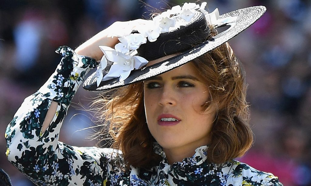 Princess Eugenie follows the number one royal fashion rule TOTALLY nails it PHOTO c GETTY IMAGES