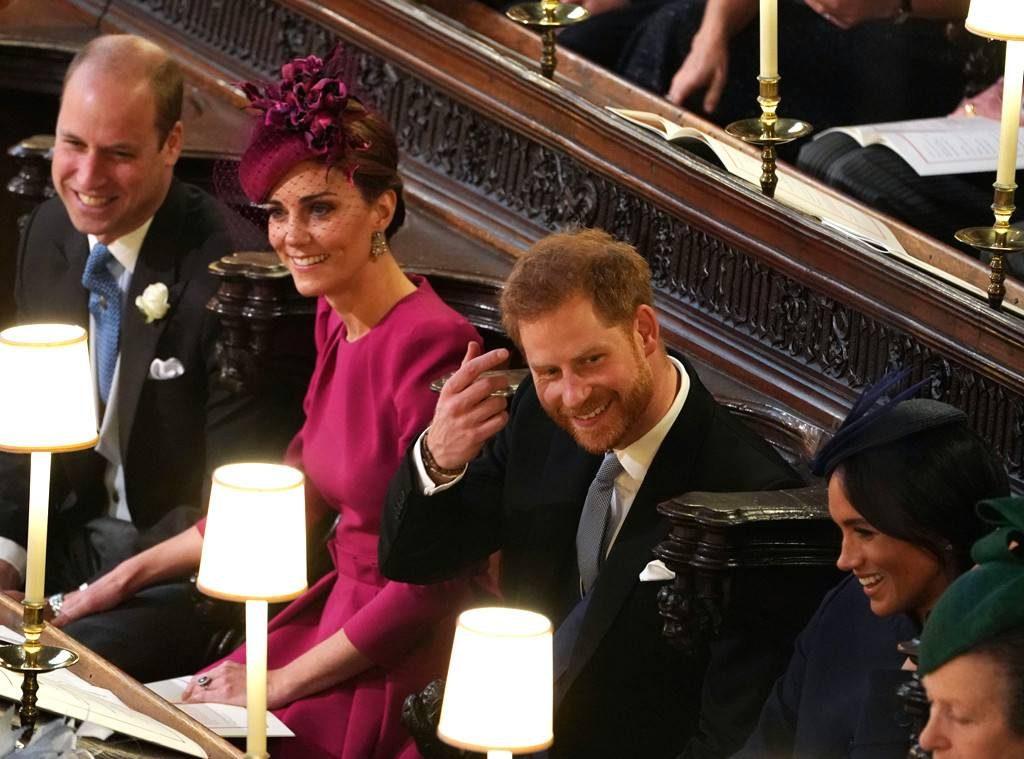 Royal at Church Photo C Owen Humphreys PA Wire