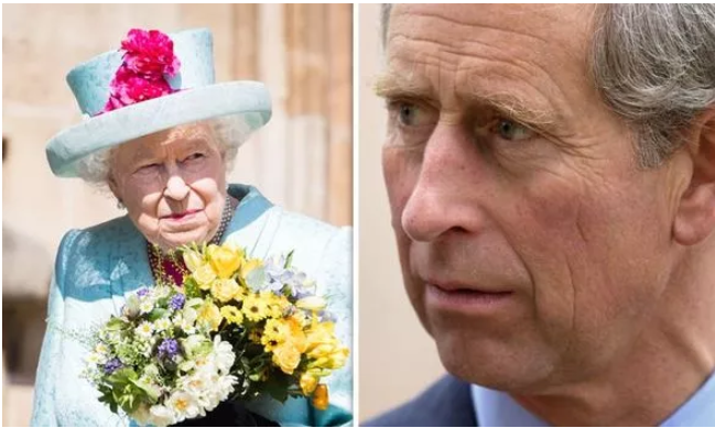 Royal author Penny Junor claims Prince Chalres was infuriated by Queen Elizabeth II Image Getty