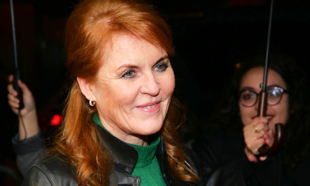 Sarah Ferguson shares candid never before seen photos with sister and daughters Photo C GETTY IMAGES