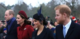 Some royal sources claim relations have cooled between the so called Fab Four Image GETTY