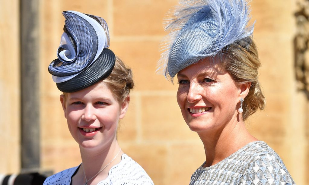 The Countess of Wessex and Lady Louise Windsors sweet mother daughter bonding time revealed Photo C GETTY IMAGES