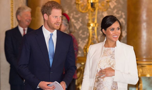 The Duke and Duchess of Sussex cannot accept any gifts would put them under any obligation Image C GETTY