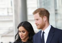 The Duke and Duchess of Sussex could be having a girl photo C getty images
