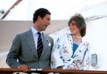 The Prince and Princess of Wales leave Gibraltar on the Royal Yacht Britannia for their honeymoon cruise st July Jayne Fincher Princess Diana Archive Getty C Images