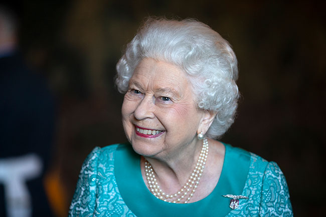 The Queen hosts glamourous dinner party at Windsor Castle ahead of her birthday Photo C GETTY IMAGES