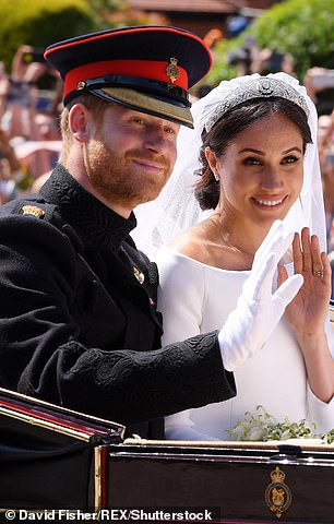 The Royal Wedding was said to have cost in the region of million