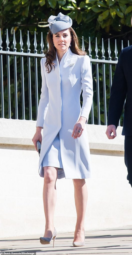The astrologer described Kate Middleton as very dignified and very elegant although she suggested that Princess Diana could have helped her to relax more