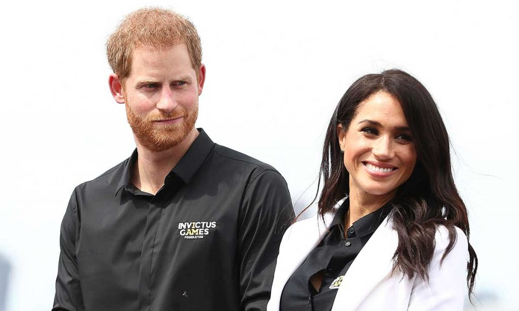 The biggest hint proving Prince Harry and Meghan Markle are packed and ready to move to Windsor Photo C GETTY IMAGES