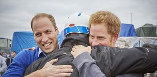 The royal had previously taken part in the DIY SOS programme with brother Prince Harry in a special episode that built homes for veterans