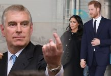 The throne is set to push further away from Prince Andrew Pic GETTY