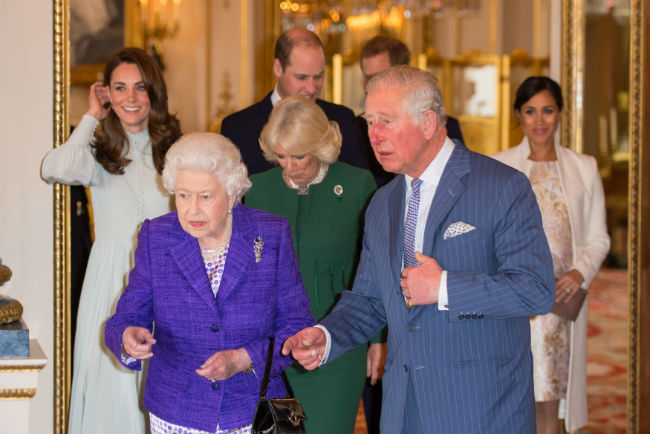 There is going to be another Taurus in the royal family Photo C GETTY IMAGES