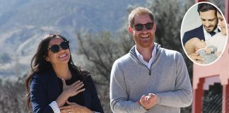 Why Prince Harry and Meghan may take inspiration from the Swedish royal family for baby announcement Photo C GETTY IMAGES