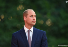 Prince William arrives on Anzac Day for Christchurch visit