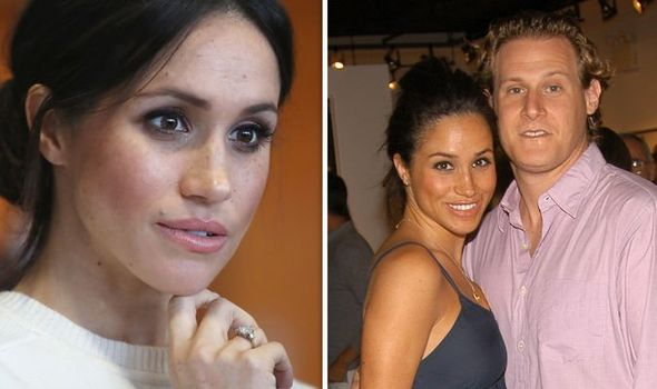 A documentary has revealed the real reason the Duchess of Sussex split up with her first husband Image GETTY