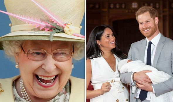 A newly resurfaced report reveals the crude joke Her Majesty made after the birth of Prince William Image GETTY